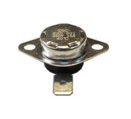 KSD301-BF2-TB Automatic KSD301 Thermostat Single Pole - Single Throw Height 12.4mm